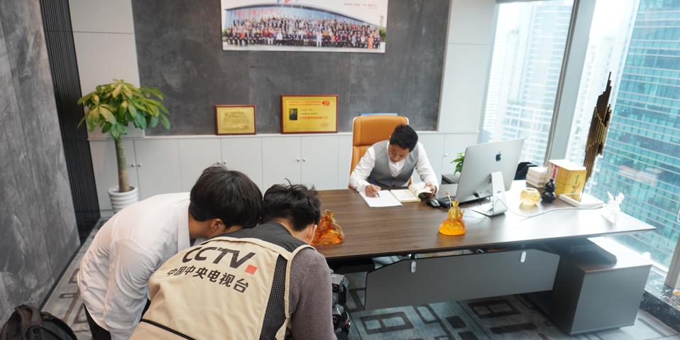 CCTV央视上榜企业